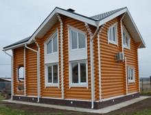 Мы можем недорого построить деревянный или кирпичный дом для постоянного проживания вашей семьи или гостевой дом-баню по одному из наших типовых проектов