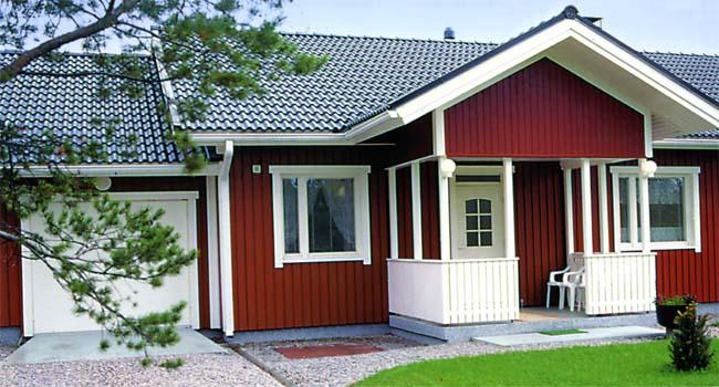 Дома финского производства honkatalot